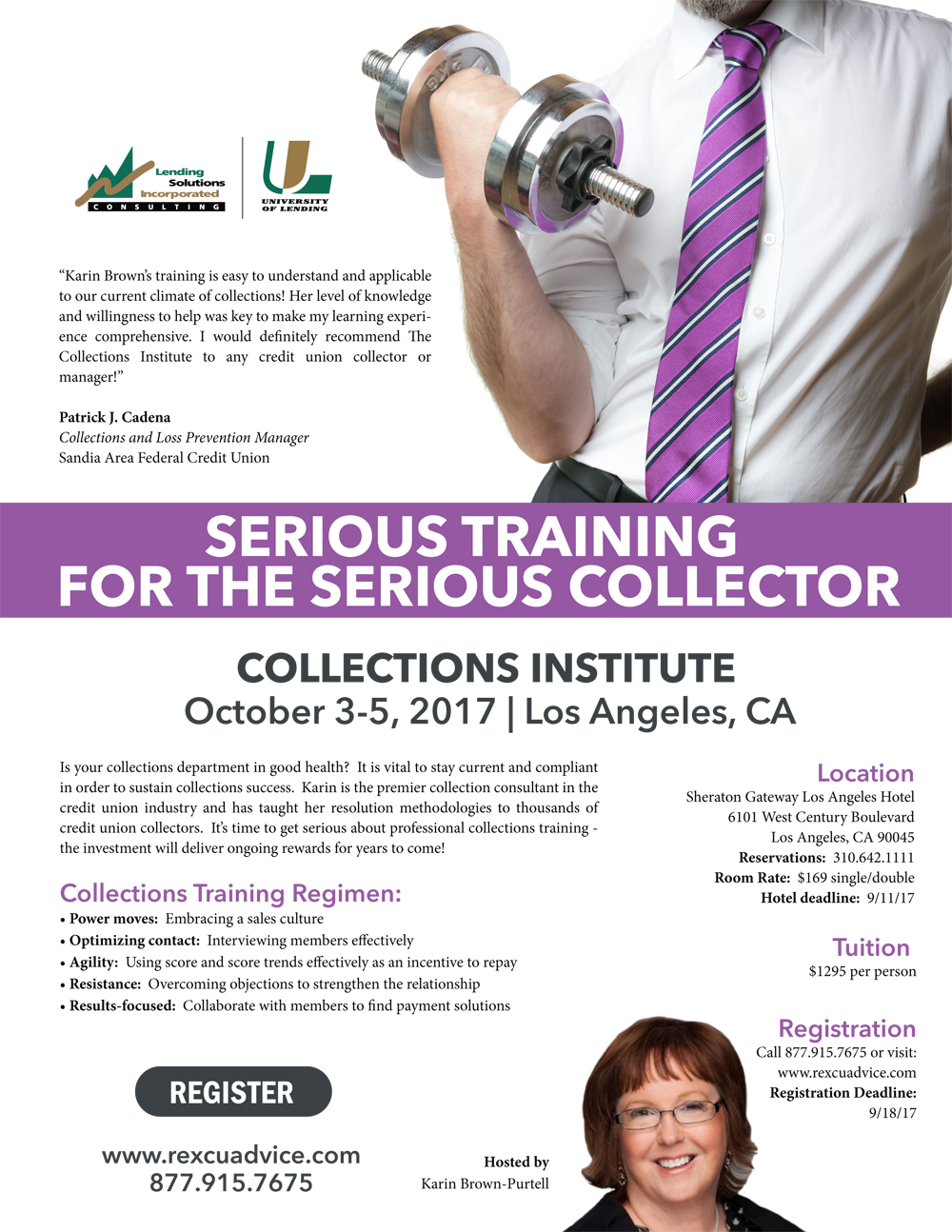 Collections Institute - Los Angeles, CA - October 3-5, 2017
