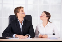 New research is showing that positive attitude increase work productivity.