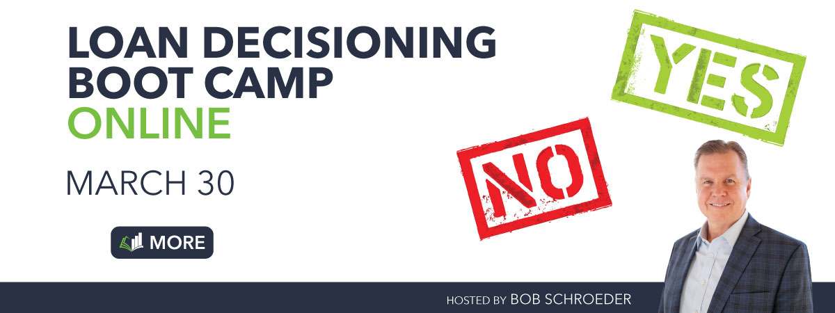e-Loan Decisioning Boot Camp - March 30, 2021