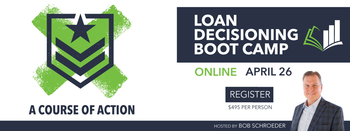 e-Loan Decisioning Boot Camp - April 26, 2021