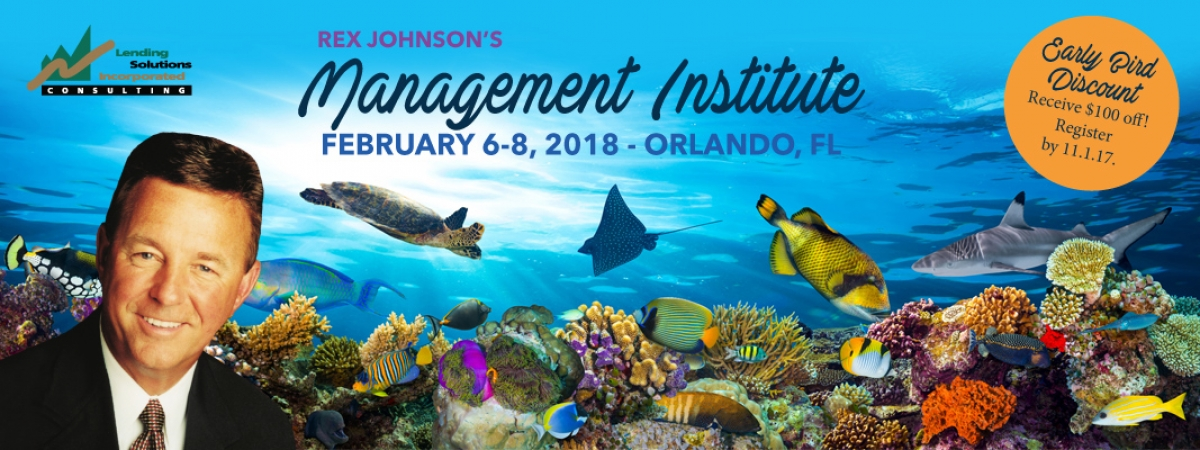 Management Institute 2018 Early Bird