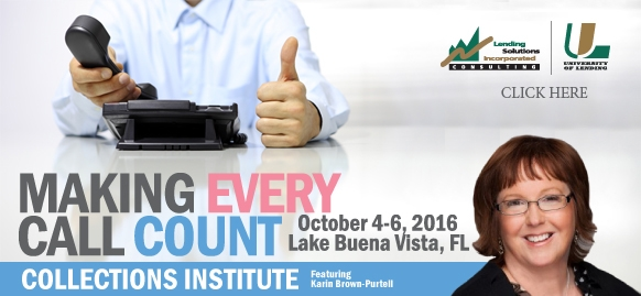 Collections Institute October 2016