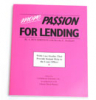 More Passion For Lending